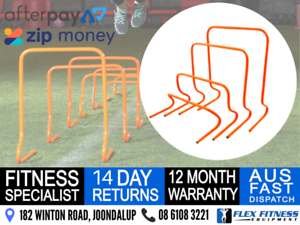 Agility Hurdles Set Improve your Footwork