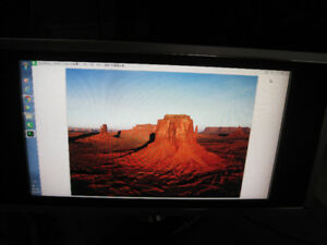 "Dell W2306C 23"" LCD Monitor Television"