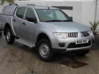 Mitsubishi L200 2.5DI-D CR ( EU V ) 4WD Long Double Cab Pickup 4Life