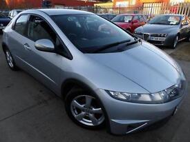 2007 Honda Civic 2.2 i CTDi SE Hatchback 5dr