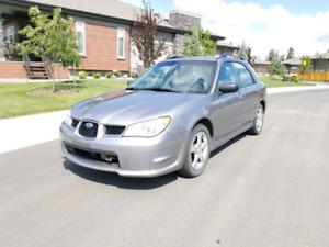 2007 Subaru Impreza 2.5i STI - DVD, Well Maintained