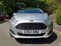 2013 Ford Fiesta 1.6TDCi (95ps ECOnetic Zetec free road tax ! bargain 65000 ml