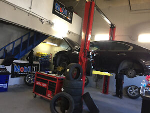 TIres and Auto Repair Services
