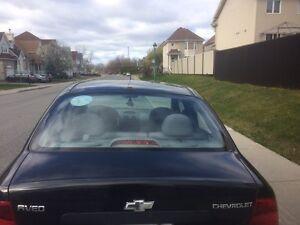 Avec Chevrolet 2004