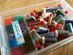 Beading/Jewelry Making Supplies