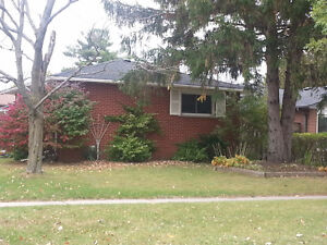 3 bedroom house at Taunton/Simcoe for rent