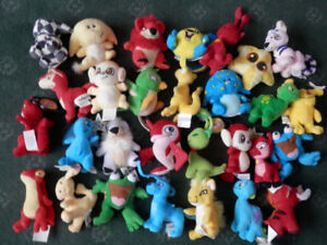 3 bags of Neopets