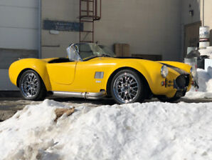 1965 cobra  factory five sale or trade