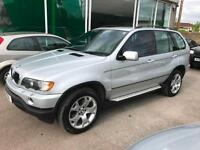 2001 BMW X5 3.0i Sport - 5 Service Invoices - MOT 03/2018 - 2 Keys