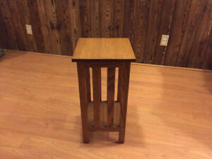 Mission Plant Stand from wheatons for sale