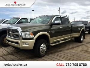 2011 Ram 3500 LARAMIE LONG HORN LOADED TO THE TOP
