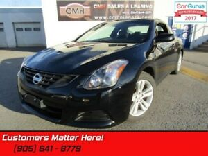 2010 Nissan Altima 2.5 S  COUPE, SUNROOF, ALLOYS, POWER GROUP