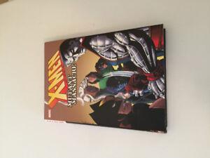 Marvel x-men mutant massacre