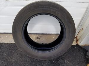 SET OF 4 USED GOODYEAR ASSURANCE 235/60 R18