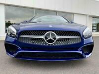 2017 Mercedes-Benz SL-CLASS SL 500 AMG Line 2dr 9G-Tronic Auto Convertible Petro