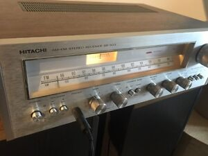 Hitachi sr 503 vintage Receiver