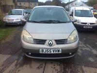 Renault Grand Scenic 1.6 VVT 111 Euro 4 Dynamique - 2005 55-REG - 6 MONTHS MOT