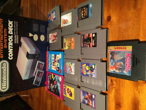 Original NES Nintendo lot $200 obo