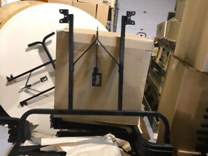 Extra wide folding table legs - Brand New