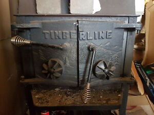 timberline woodstove