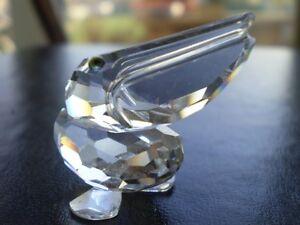 """Swarovski Crystal Figurine- """" Pelican """" Kitchener / Waterloo Kitchener Area image 7"""