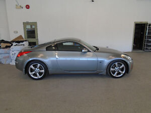 2006 NISSAN 350Z! 6 SPEED! PERFORMANCE PKG! 300HP! ONLY $10,900!