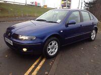 Seat Leon 1.8 petrol AUTOMATIC