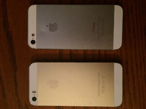 Two IPhone 5s for Sale (Screen Problems)