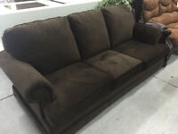 LAST PIECE CANADIAN MADE SOFA ONLY $499!