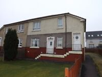 DEPOSIT OPTIONS! Two bedroom flat offered to let in Airdrie