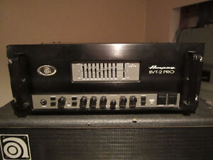 Ampeg SVT-2 Pro (Échange Possible)