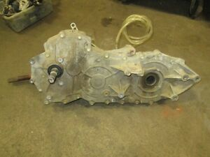 POLARIS SPORTSMAN 500 2009 TRANSMISSION GOOD USED