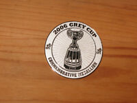 2006 Grey Cup Commemorative Medallion