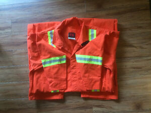 New Flame Resistant Coveralls Prince George British Columbia image 1