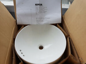 Modern bathroom sink- kohler