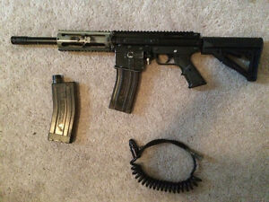 Milsig MK1 With 2 Mags + Remote Line