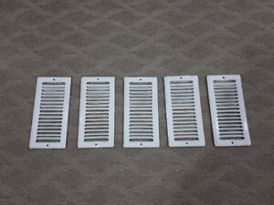 Assorted Ceiling and Floor Ventilation Registers