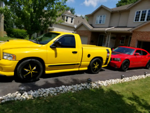Trade custom rumble bee for muscle or roadster?