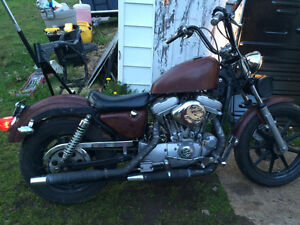 ANTIQUE SPORTSTER FOR SALE