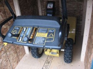 SHED ( snowblower)