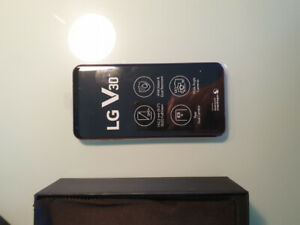 Brand New Phone  - LG V30 Unlocked (Raspberry Rose)
