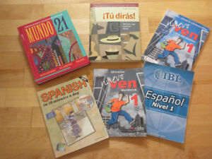 Spanish texts useful for instructor