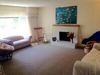 $500 CLOSE TO UVIC // SUMMER SUBLET // FURNISHED