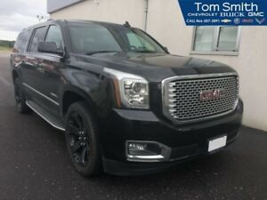 2017 GMC Yukon XL Denali  - Power Liftgate - Cooled Seats