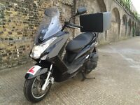 2015 Yamaha Majesty 125cc learner legal 125 cc scooter. 2 years before MOT. Like PCX.