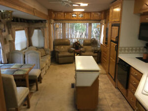 Newmar Mountainaire 5th wheel Camper