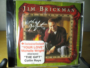 "Jim BrickMan ""The Gift"" New CD Oakville / Halton Region Toronto (GTA) image 1"