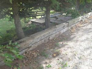 5 Barn beams Fore Sale
