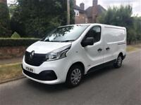 2016 Renault Trafic 1.6 dCi Low Roof Van SL27 115 Business+ 1 OWNER