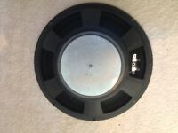 "12"" guitar speaker 100 watt 8ohm"